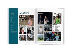 Tekstschrijver Hoeksche Waard business magazine hoofdredacteur
