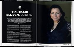 tekstschrijver Hoeksche Waard artikel magazine personal branding